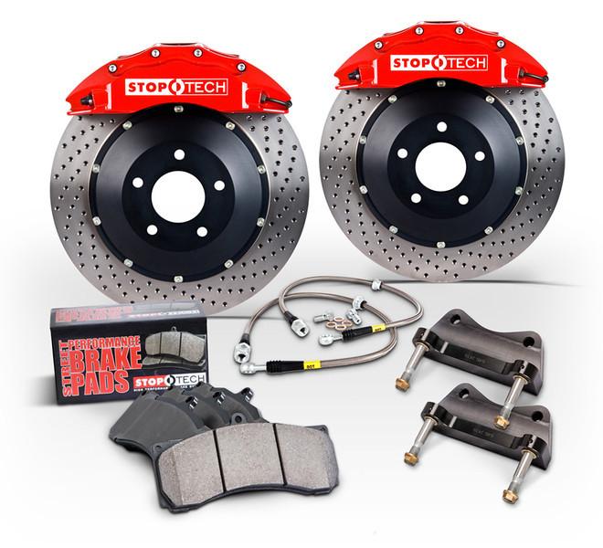 StopTech, Big Brake Kits, Performance Brake Kits, 2012 VW Golf R