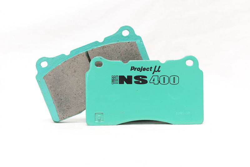 project mu, ns400, brake pad