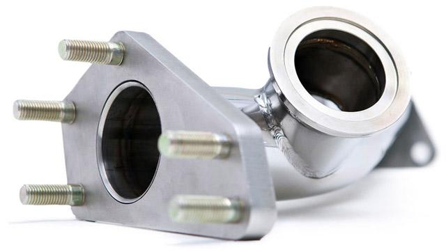 COBB, Subaru, External Uppipe Kit with TiAL MV-R 44mm Wastegate