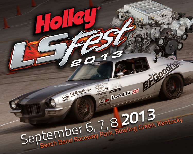 2013 Holley LS Fest