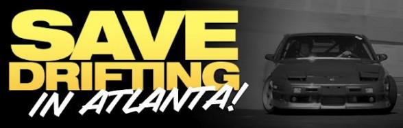save drifting in atlanta