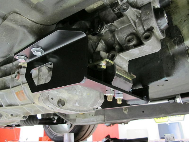 Hooker ls swap motor mounts