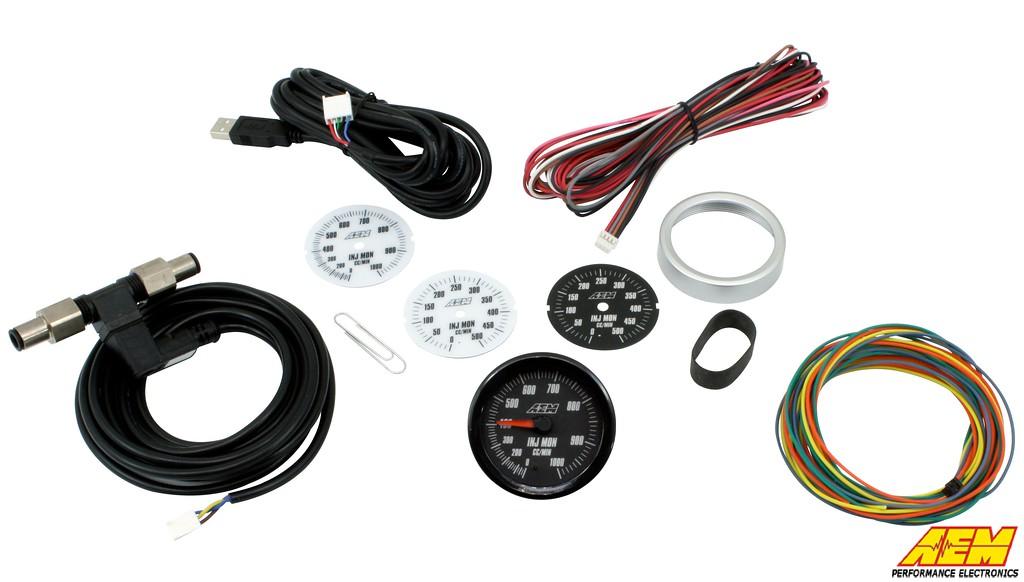 AEM Electronics Water/Methanol Injection Monitor
