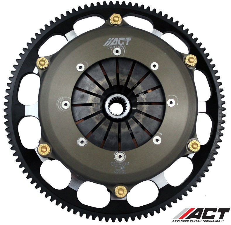 ACT - SFI Approved Race Twin-Disc Kit for DSM Applications