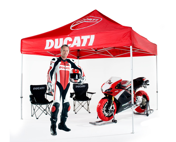 Ducati superbike fast track promotion