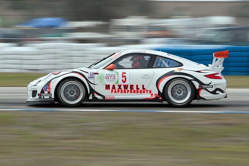 Yokohama GT-3 IMSA Porsche