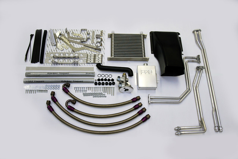 HKS R35 GTR tranny cooler