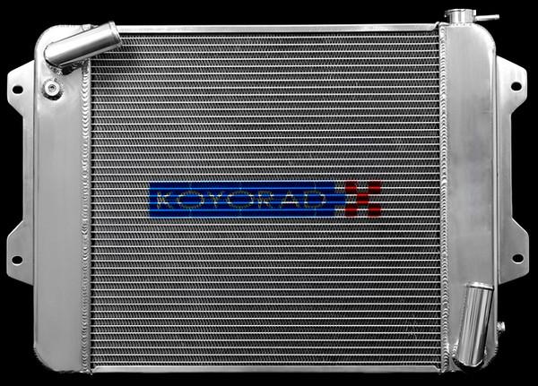 KOYO Datsun Z radiator