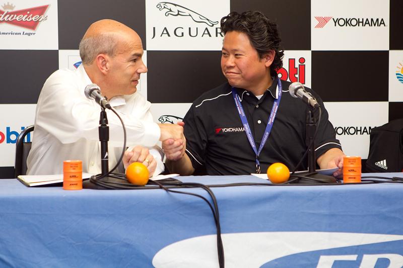 Yokohama signs 2-Year Sponsership deal with IMSA