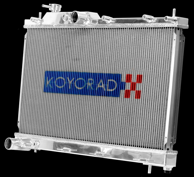 KOYO radiator Legacy