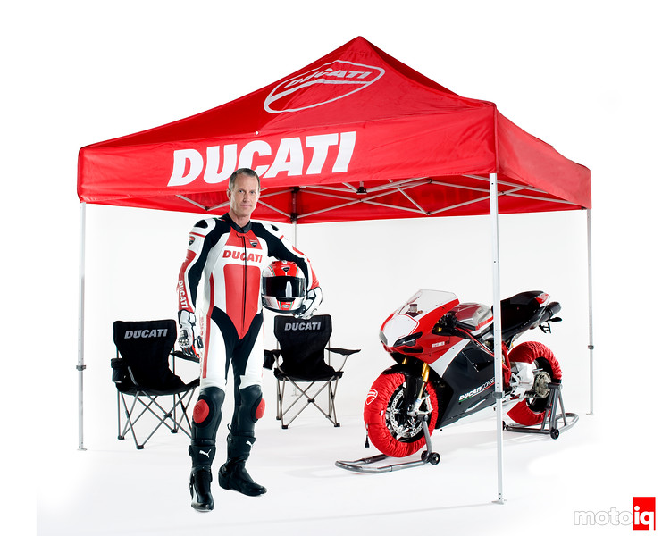 Ducati fast track promotion
