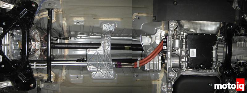 HKS R35 GTR transmission oil cooler