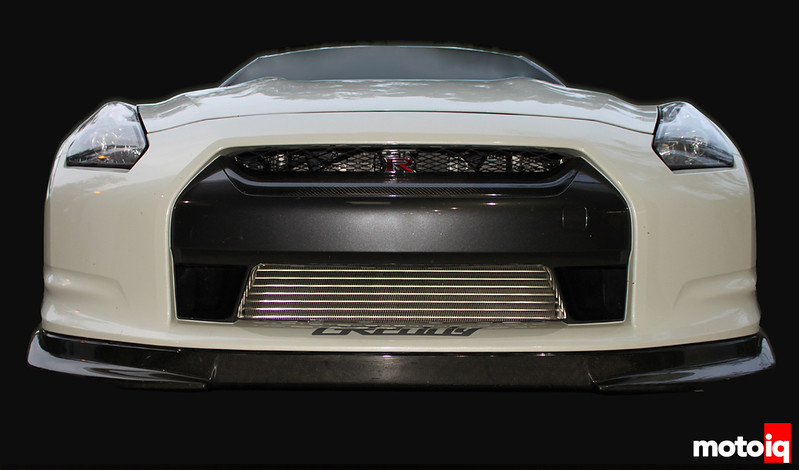 Greddy R35 GTR Large Intercooler