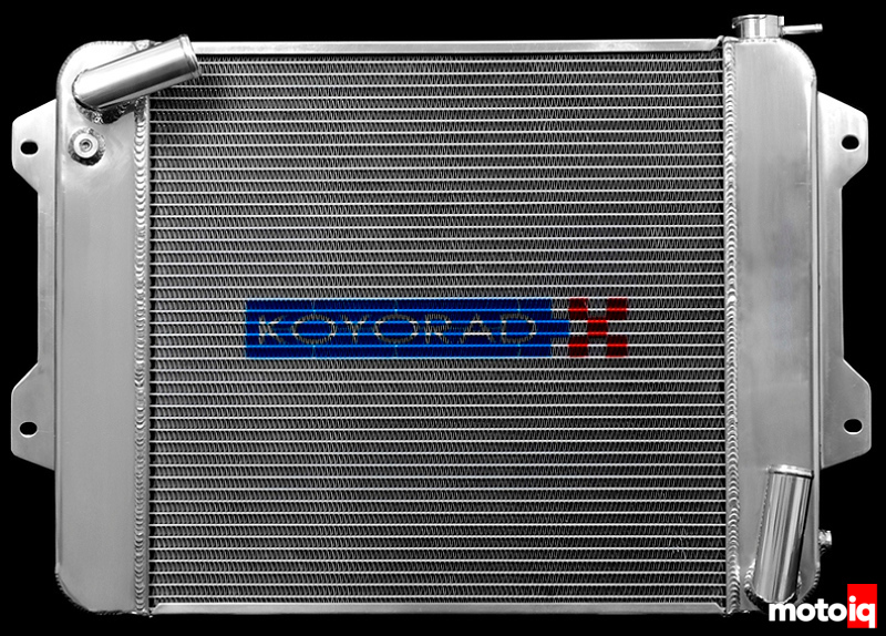 KOYO radiator Datsun Z
