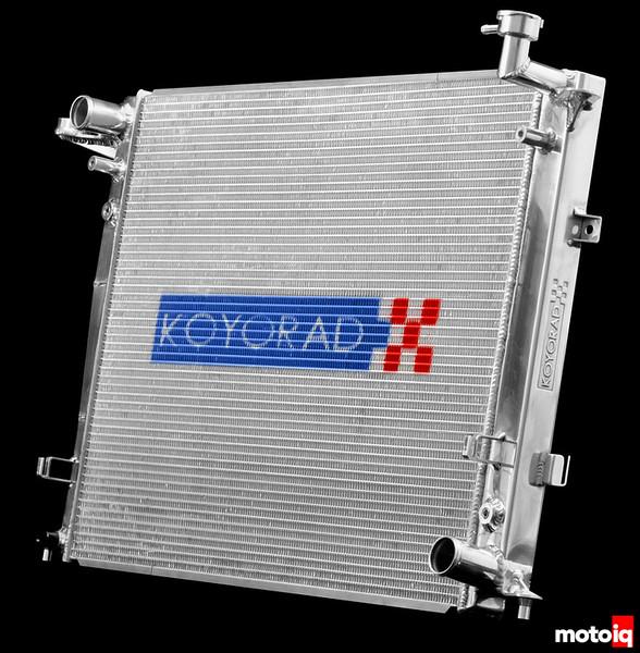 KOYORAD Koyo Radiator Performance Hyundai Genesis Coupe