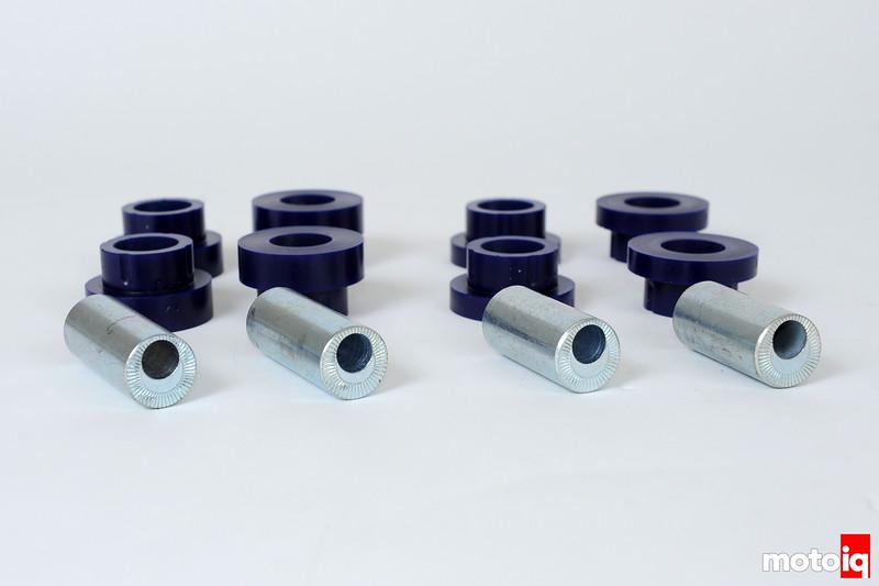 SPF3101K - RR Upper control arm inner FR & RR Bushing