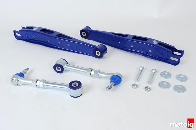 Control arm kit