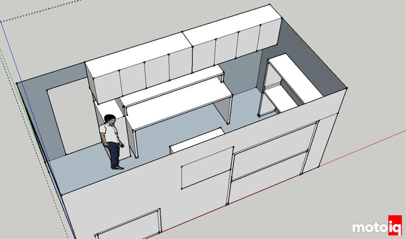 sketchup layout left