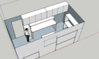 sketchup layout left