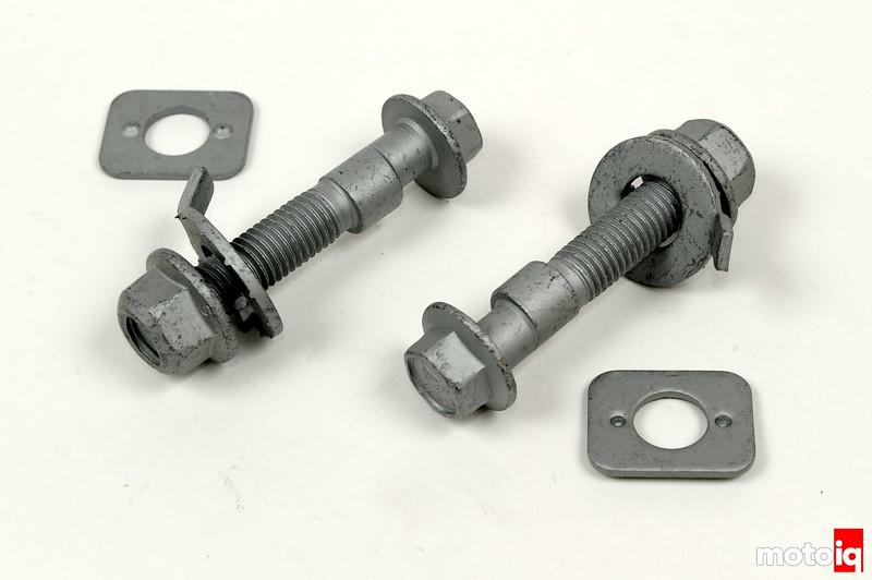 Camber adjusting bolt kit - 16mm