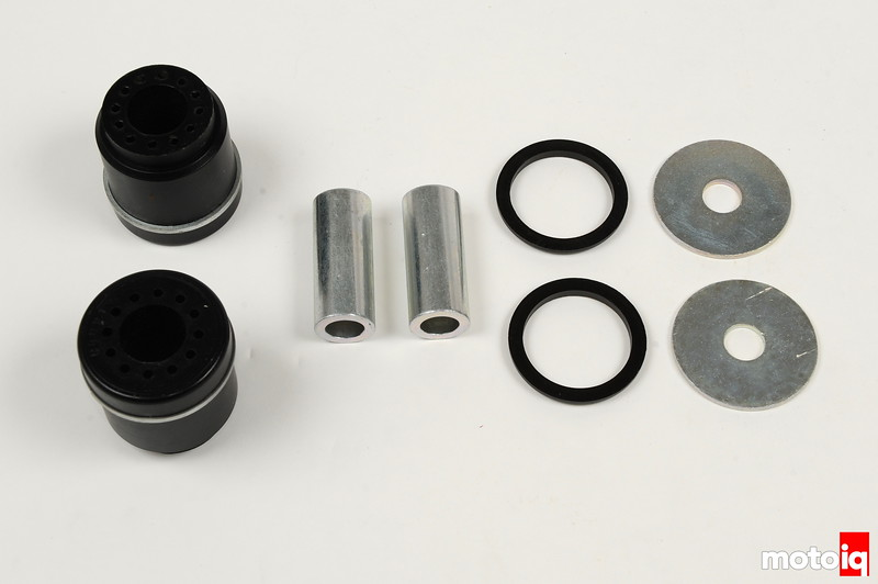 Diff - support outrigger bushing