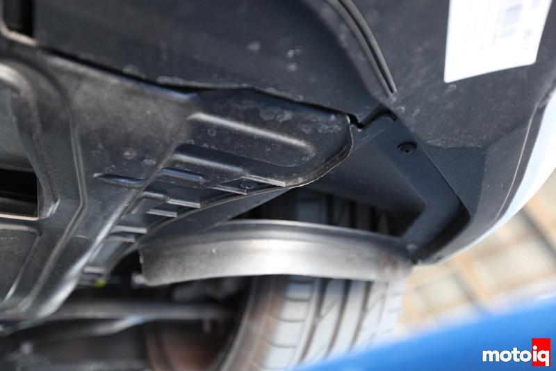 Brake ducting