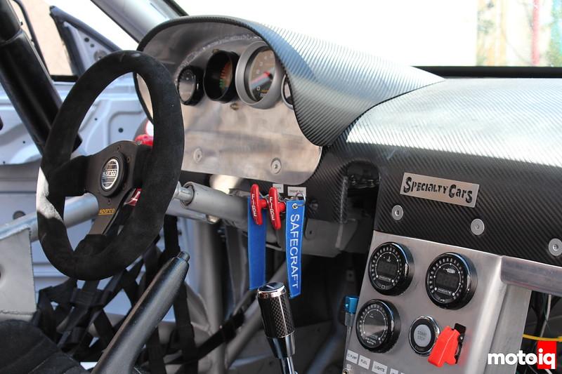 bonneville speed week project 240sx lsr chuck johnson land speed racer specialty cars