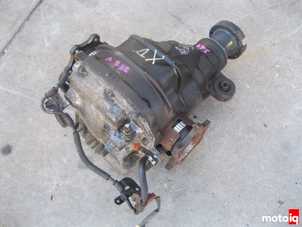 Z32 Differential Carrier