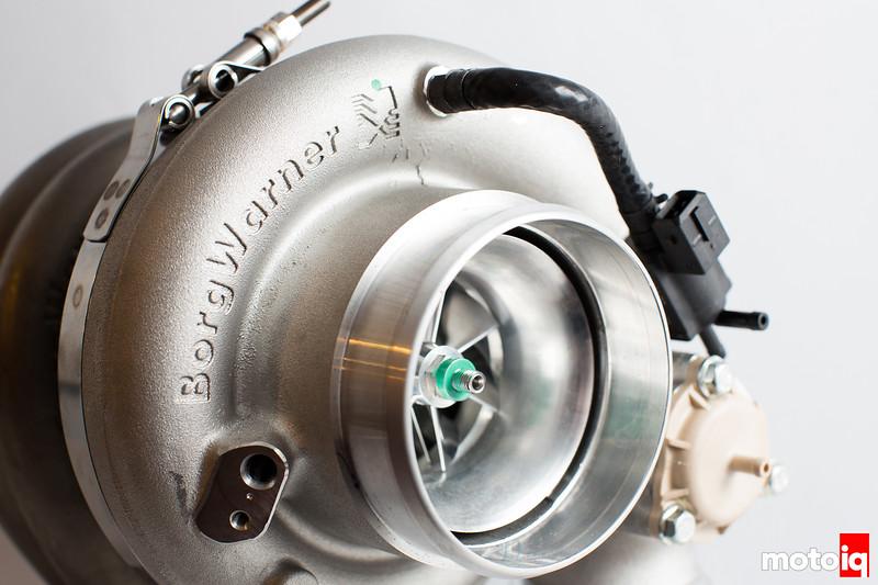 Borg Warner EFR 8374