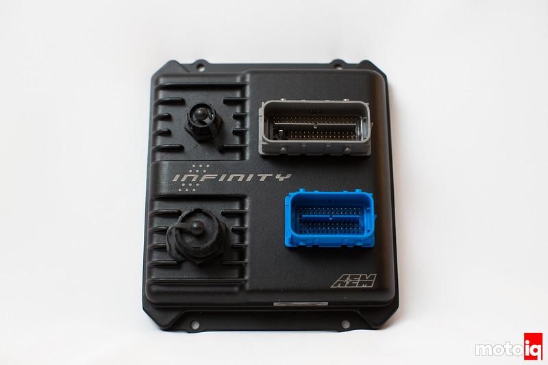 The AEM Infinity 8 EMS