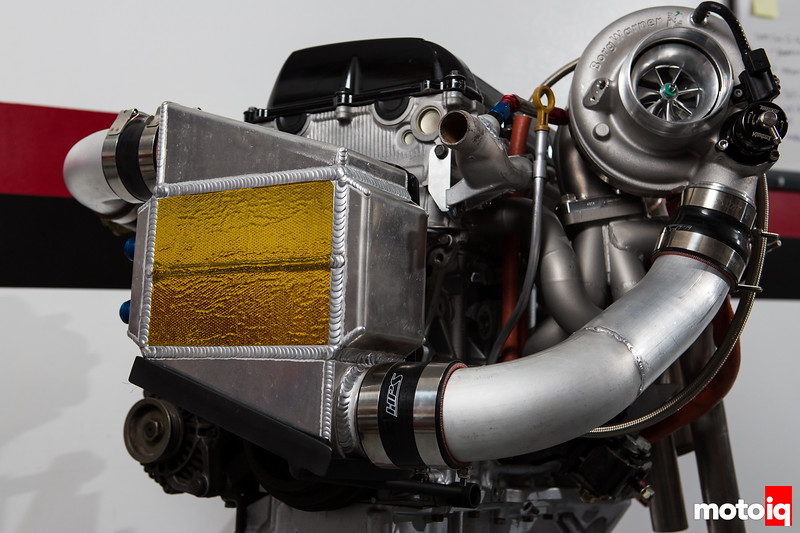 Spearco Air to Liquid Intercooler