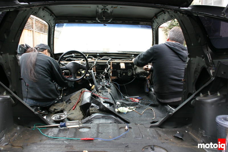 Roll cage fabrication, 240sx, S13, Nissan, Silvia, 180SX, land speed racing, SCTA, Racecar, s14, s15, 200 mph club, land speed records, blown gas coupe, moto iq, annie sam, chuck johnson, joe lu, el mirage, bonneville, team rod riders, Jim Pierce motorsports, KW suspension, SPL Pro suspension, Fastbrakes, energy suspension,