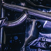 Steering column.