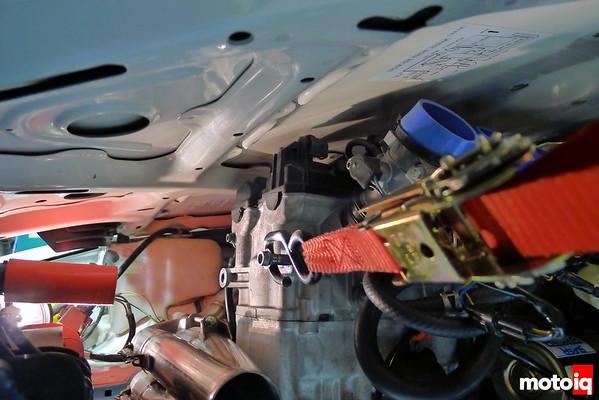 Project Miatabusa miata hayabusa engine mounts