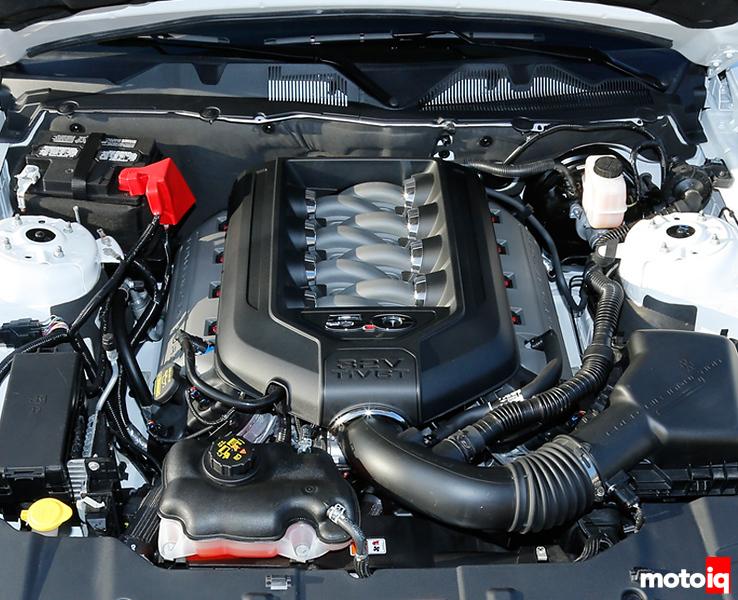 5.0L Mustang