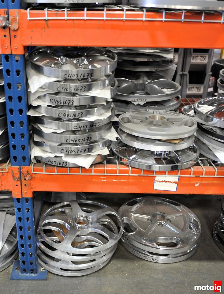 Project Nissan 350Z: The Birth of our Motegi Traklite Wheels with Nitto NT01 Tires