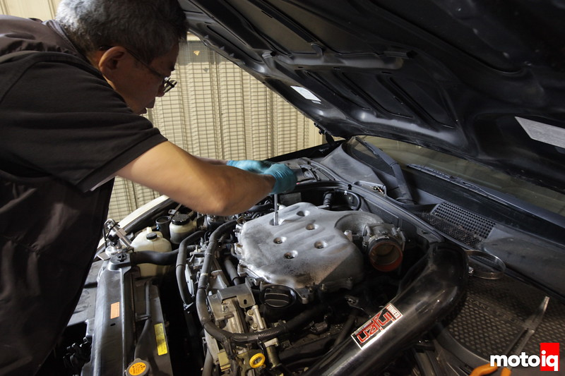 Project 350Z- Getting More Power with MotorDyne Engineering
