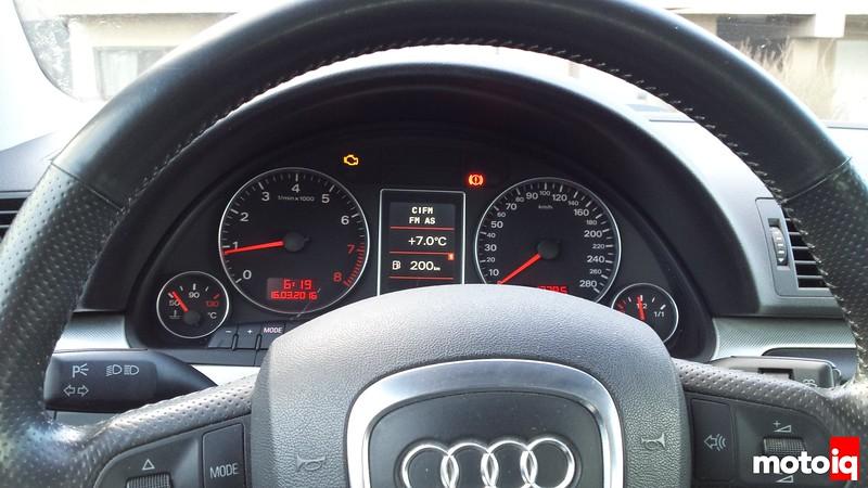 Project Audi A4 Quattro: Part 2 - VAG-COM Fixes, Cam