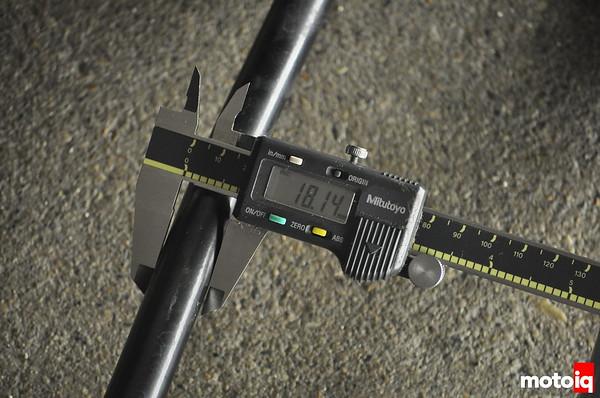 OEM Subaru BRZ ront sway bar 18mm