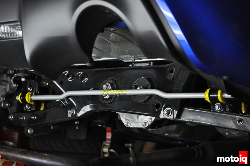 Whiteline rear sway bar 18mm Subaru BRZ Scion FR-S