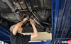 buttoning up the Corsa system to the new M3 midpipe