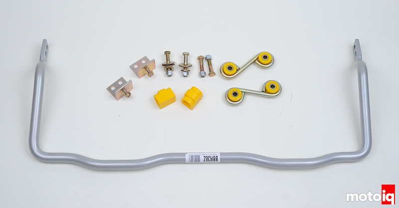 Rear 22mm Sway 2 way adjustable