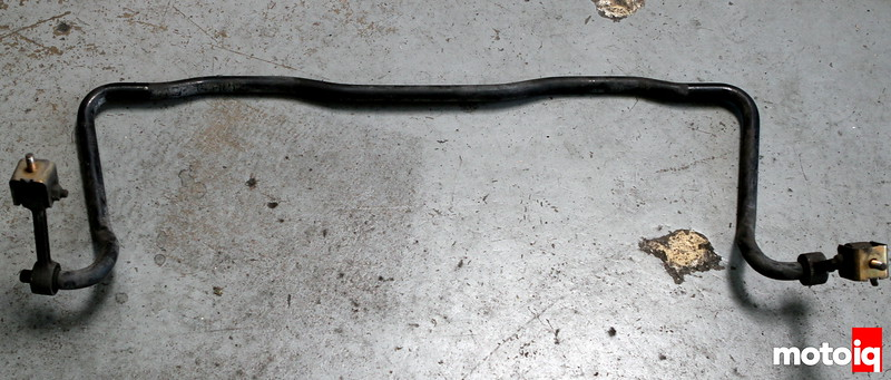 OE BMW rear sway bar
