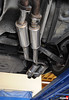 Undershot of the new Corsa Stainless system