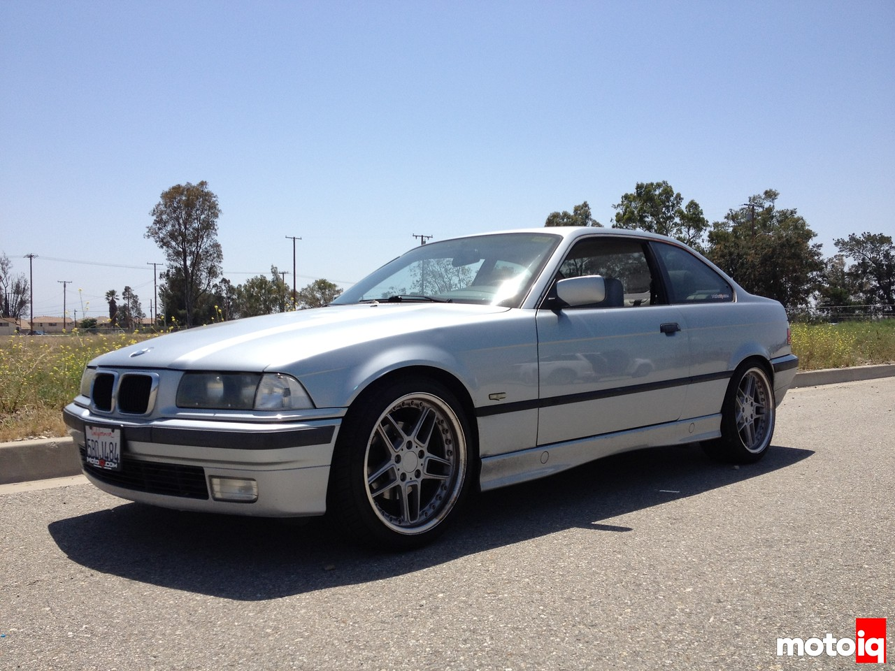 Project BMW E36 323is, Building the Poor Man's M3 Part 1