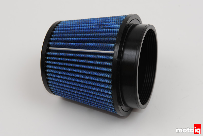 aFe Pro 5R oiled cotton gauze filter