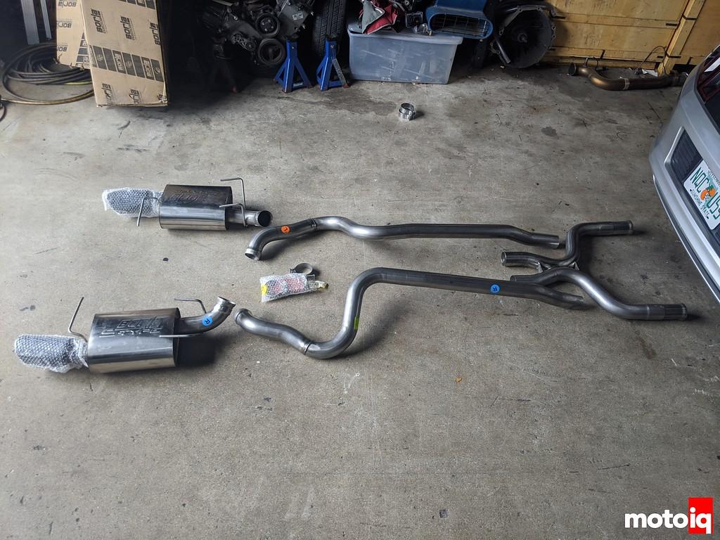 Borla S-Type Cat-Back Exhaust