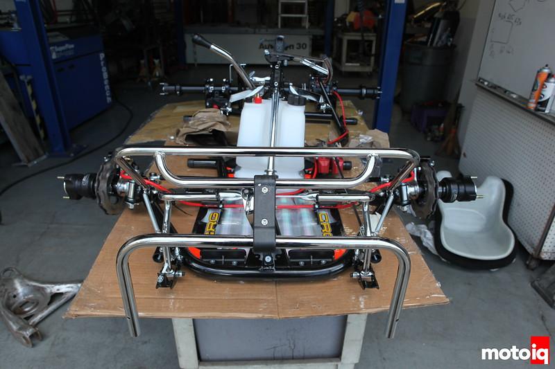 Pocket Size Terror - Building a CRG ICC Shifter Kart - MotoIQ