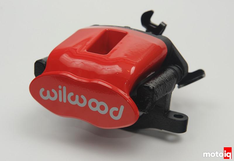 Wilwood Rear brake caliper for Civic SI