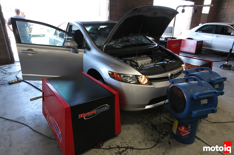 Church Automotive Tuning Hondata FlashPro tuning